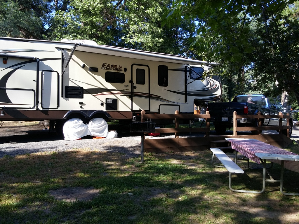 Yosemite Ridge RV Park, Groveland, CA