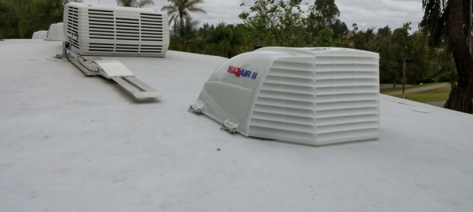 How To Install Maxxair Vent Covers