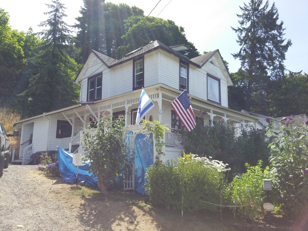 The Goonie House