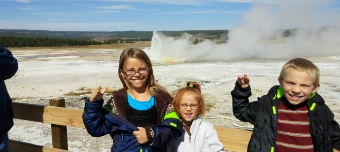 The Great Yellowstone National Park