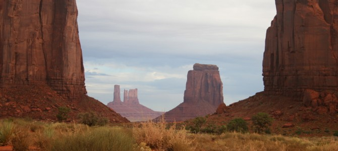 Monument Valley, Four Corners, and Ancient Ruins