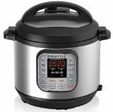 Instant Pot DUO60 7-in-1 Multi-Use Programmable Pressure Cooker, Slow Cooker, 6 Quart   1000W