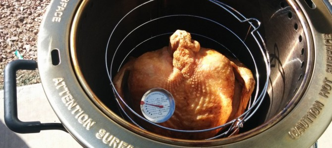 Char-Broil Big Easy Oil-less Infrared Turkey Fryer Review