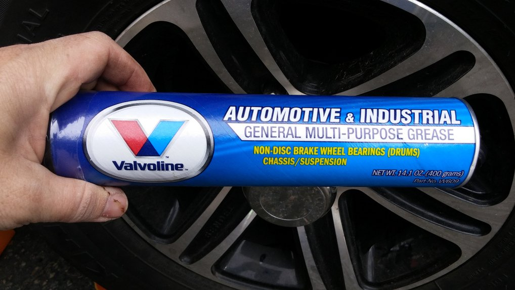 grease for lubricating axles