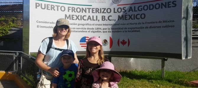 Our Little Trip to Mexico – A Day Visit to Algodones