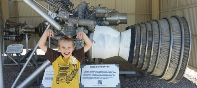 Visiting the Titan Missile Museum – A Great Roadschooling History Lesson