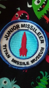 Junior Missileer Badge