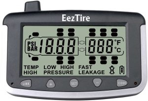 Eeztire Tpms Rv Tire Pressure Monitoring System Review