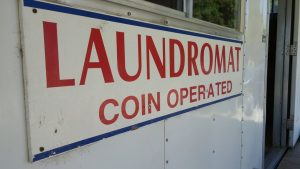 Laundry - a typical monthly expense