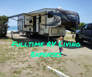 Fulltime RV Living Expenses