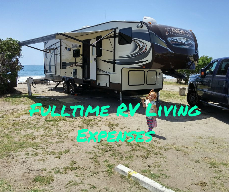 Monthly Cost Of Full Time Rv Travel Real Travel Expenses For A