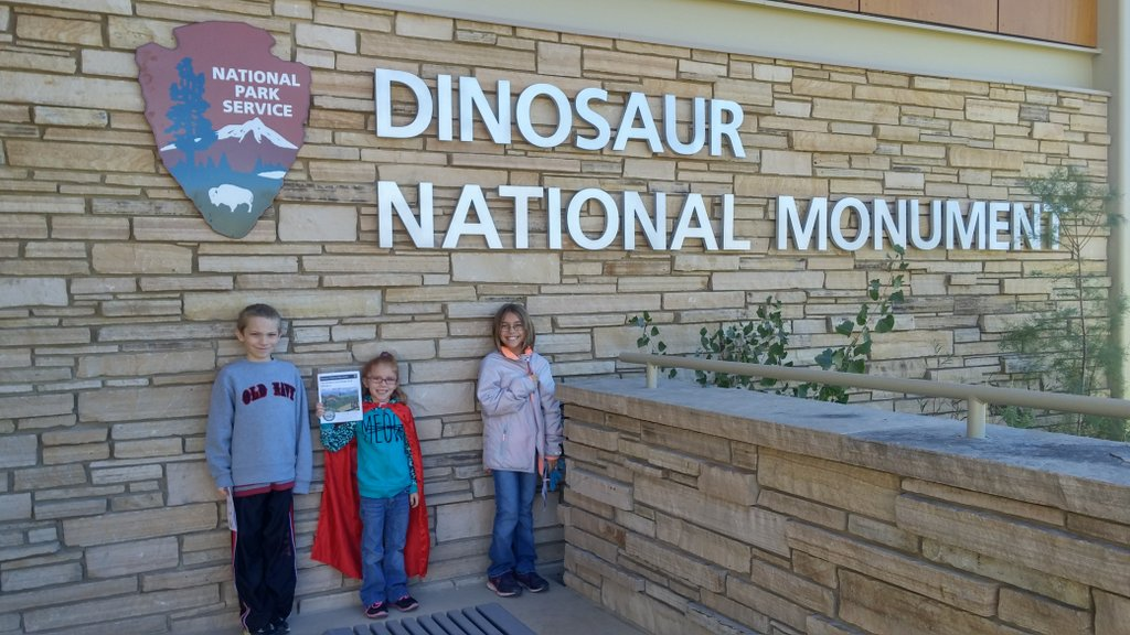 Welcome to Dinosaurland, Utah