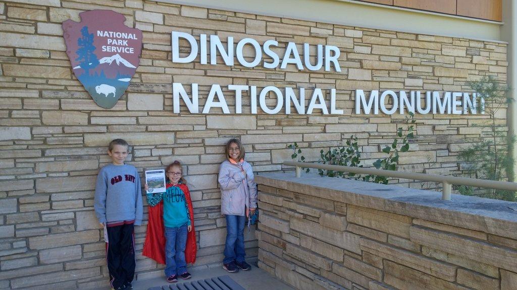 Welcome to Dinosaurland, Utah
