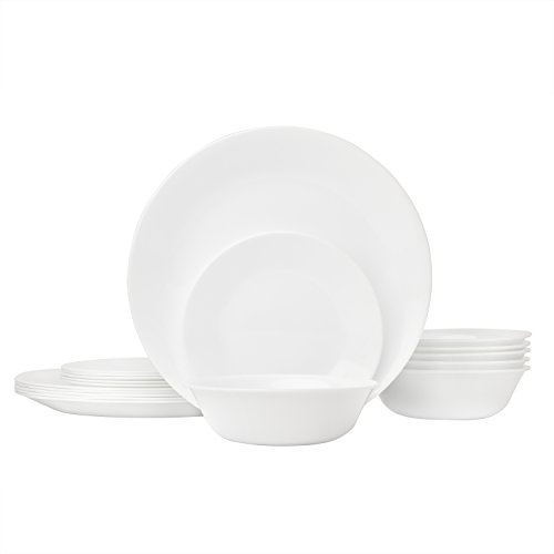 Correlle Dishware for motorhomes and 5th wheels