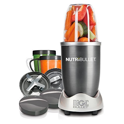 Blender for your RV Magic Bullet NutriBullet 12-Piece High-Speed Blender/Mixer System