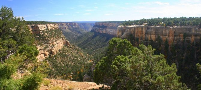 1500-Year-Old Anasazi Beans and Visiting Mesa Verde Cliff Dwellings