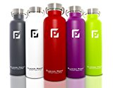 Glacier Point Vacuum Insulated Stainless Steel Water Bottle. A perfect gift for RVers
