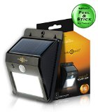 Security light for RV, motorhome. Solar powered LED.