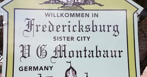 A Day in Fredericksburg, <del>Germany</del>Texas