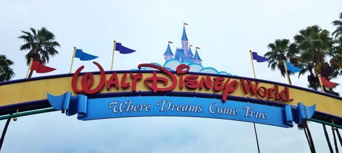 Visiting the Magical Kingdom – Disney World