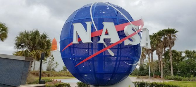 Kennedy Space Center and a Missed Rocket Launch