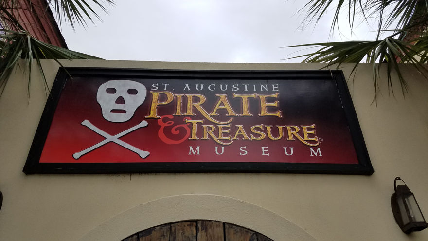 St Augustine Pirate Treasure Museum