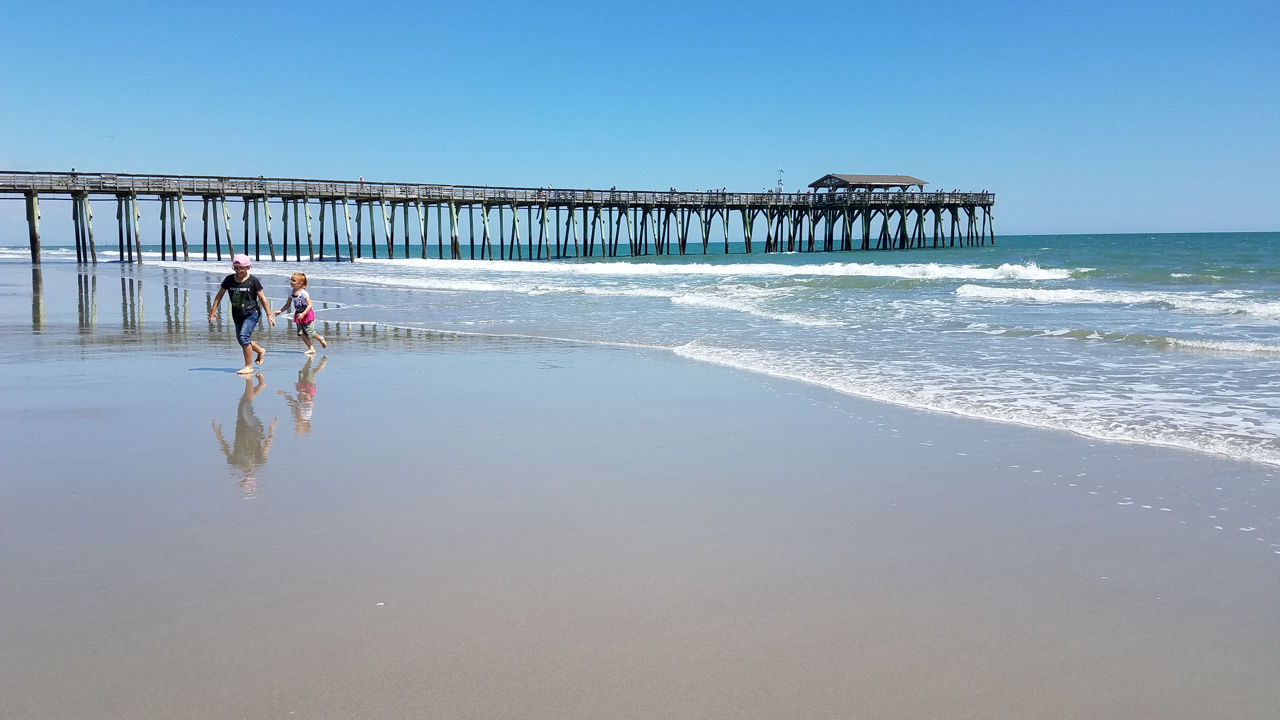 Myrtle Beach State Park Fishing License