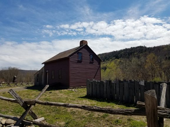 Joseph and Emma Smith cabin