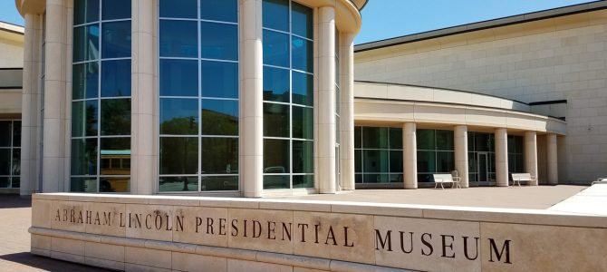 Abraham Lincoln's Home and Presidential Museum