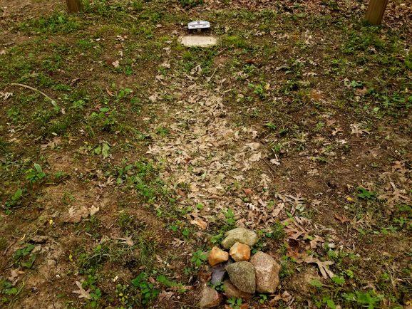 Edwin S. Little grave site