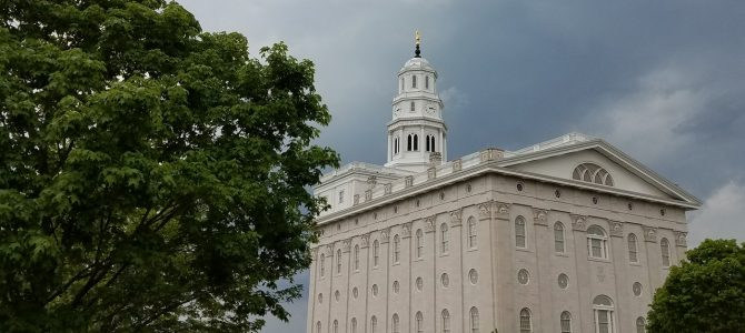Road Trip to LDS Church History Sites