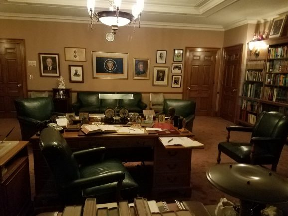 Truman's post-presidency office