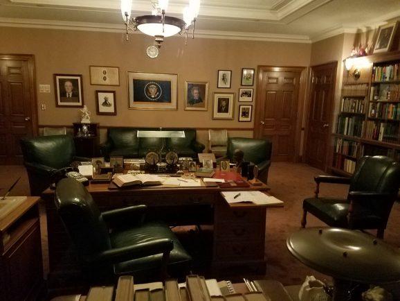 Truman's post-presidency office