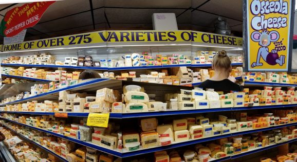 Osceola Cheese - Over 275 Varieties