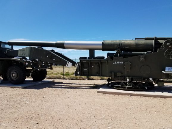 This is what an atomic cannon looks like