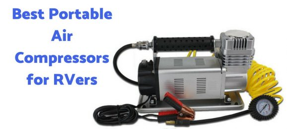 Best Portable Air Compressors for RVers