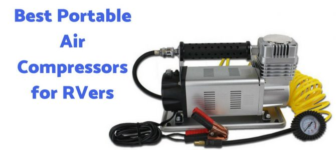 Best Portable Air Compressors and Tire Inflators for RVs